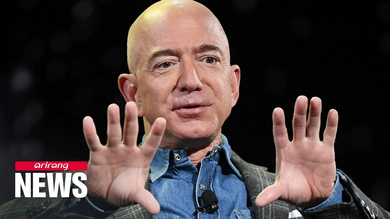 Jeff Bezos Built Amazon 27 Years Ago. He Now Steps Down As ...