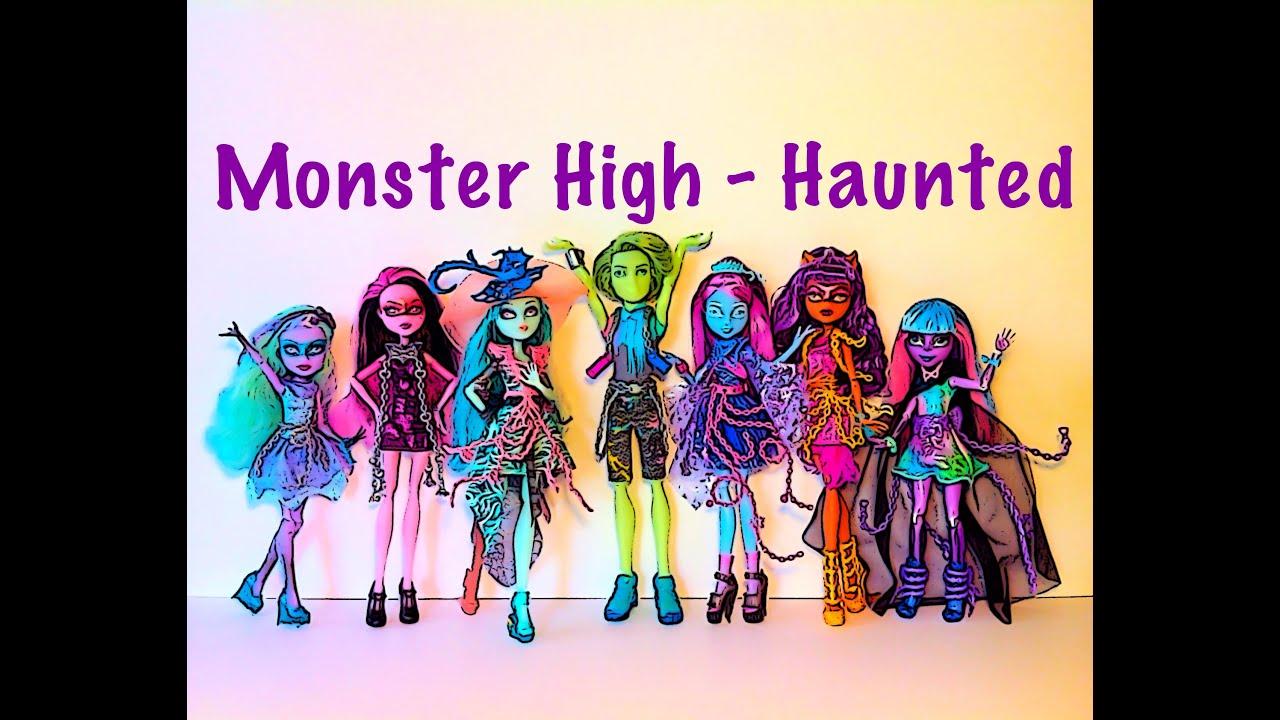 Monster high haunted youtube - Monster high youtube ...