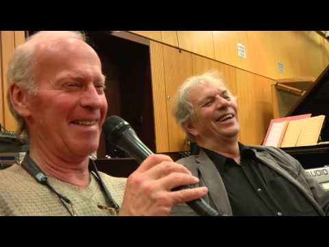 hr-Bigband: Interview with Oregon and Jim McNeely