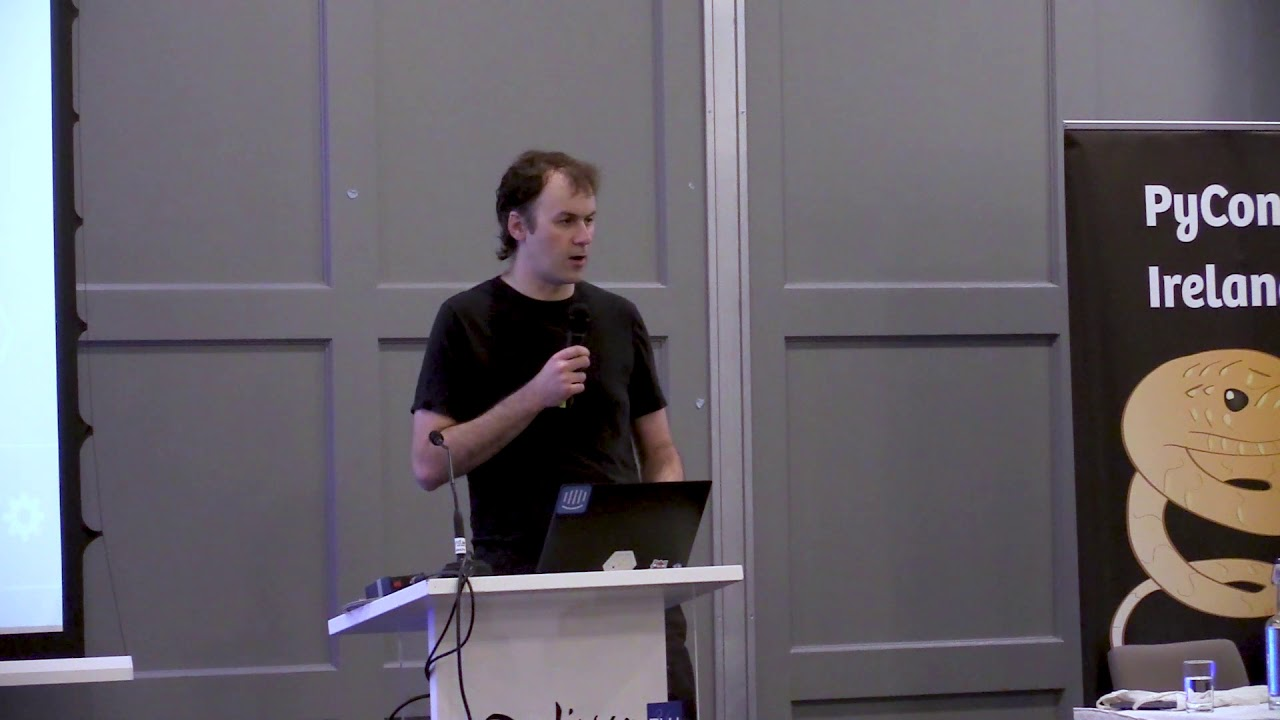 Image from PyCon Ireland 2019 - Pragmatic Machine Learning Product Development - Fergal Reid