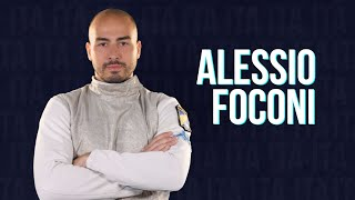 Alessio Foconi - No. 1 in Men's Foil