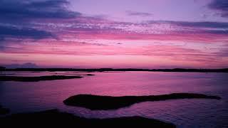 Sunset in Fenwick Island