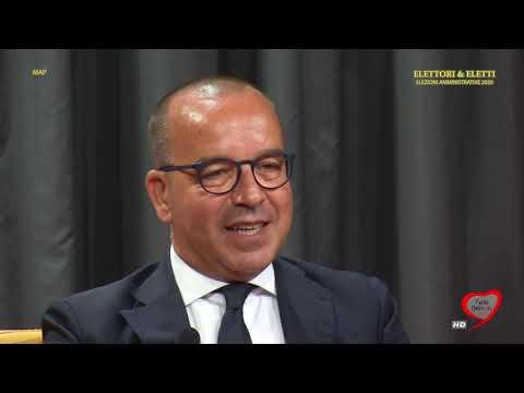 Elettori & Eletti 2020: Ruggiero Mennea, canidato consiglio regionale   PD