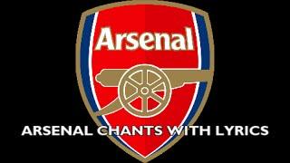 Video Arsenal Chants With Lyrics download MP3, 3GP, MP4, WEBM, AVI, FLV Maret 2018