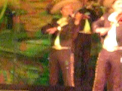 mariachi vargas en Million Dollar 2009