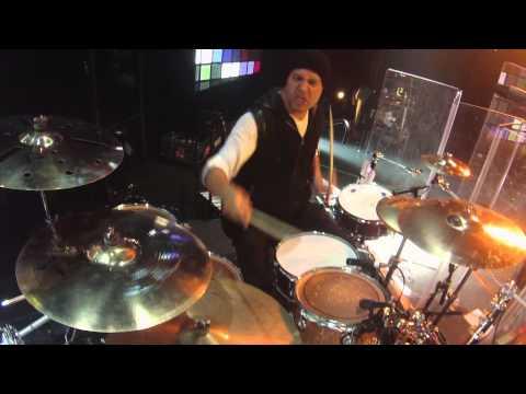 Javo Barrera drumcam Pop rock Franco De vita Somos 3
