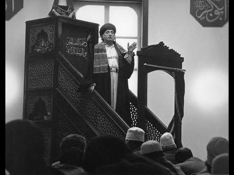 Cesed-Rûh-Akıl-Nefs - Cuma Hutbesi -  30 Ekim 1981
