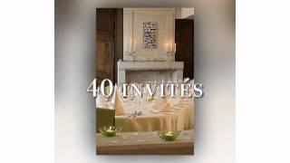 Restaurant Diane De Meridor - 49730 Montsoreau - Location de salle - Maine-et-loire 49