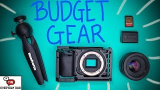 You NEED These Budget Video Accessories!