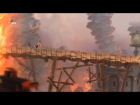 Rayman Legends: Castle Rock ( Music Stage )