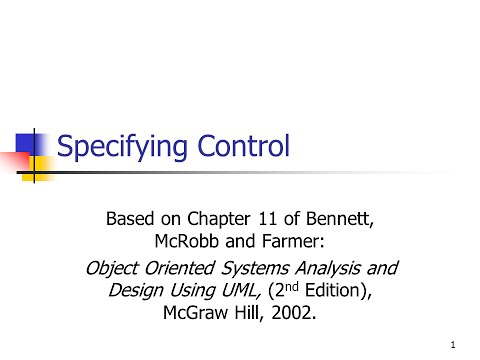 Chapter 3 Uml Bangla Tutorial Object Oriented System Analysis Design Using Uml By Bennett Mcrob Youtube