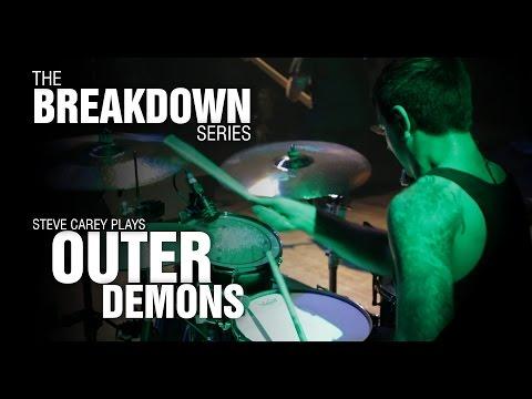 The Break Down Series - Steve Carey plays Outer Demons