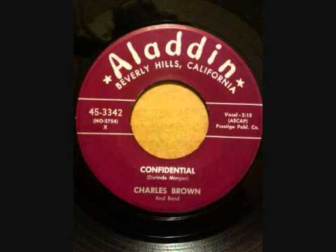 CHARLES BROWN  CONFIDENTIAL