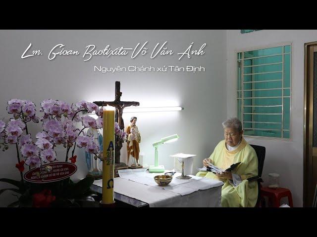 Cử hành Thánh lễ Mừng kính Sinh nhật Thánh Gioan Tẩy Giả - 24/06/2020
