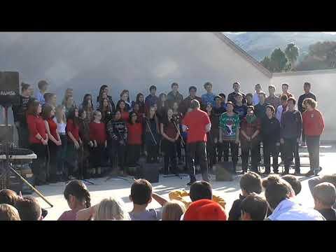 2018 1212 MHS Choir