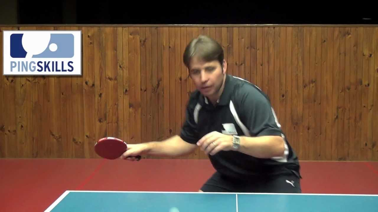 Forehand Counterhit Lesson   Table Tennis   PingSkills