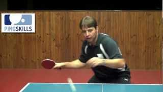 Table Tennis Forehand Counterhit Lesson