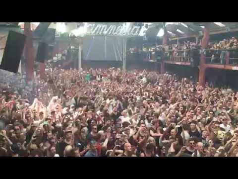 Amnesia Closing Party - Maceo Plex - Eric Prydz - Opus (Four tet Remix)