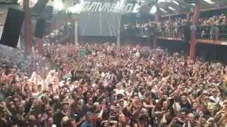 Amnesia Closing Party - Maceo Plex - Eric Prydz - Opus (Four tet Remix)
