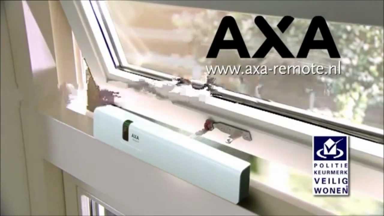 567 306 5089 Axa Raamopener Remote 2 0 Youtube