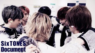 "SixTONES「DOCUMENT Rough ""xxxxxx""~TrackONE -IMPACT-」 ダイジェスト"