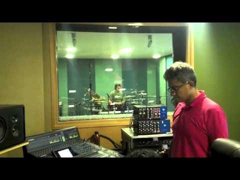Darshan Doshi Recording for Bhaag Milkha Bhaag Rock version
