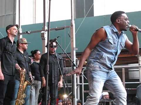 BIG DADDY KANE Set It Off + Warm It Up, Kane + I Get The Job Done ALBEE SQUARE June 24 2016
