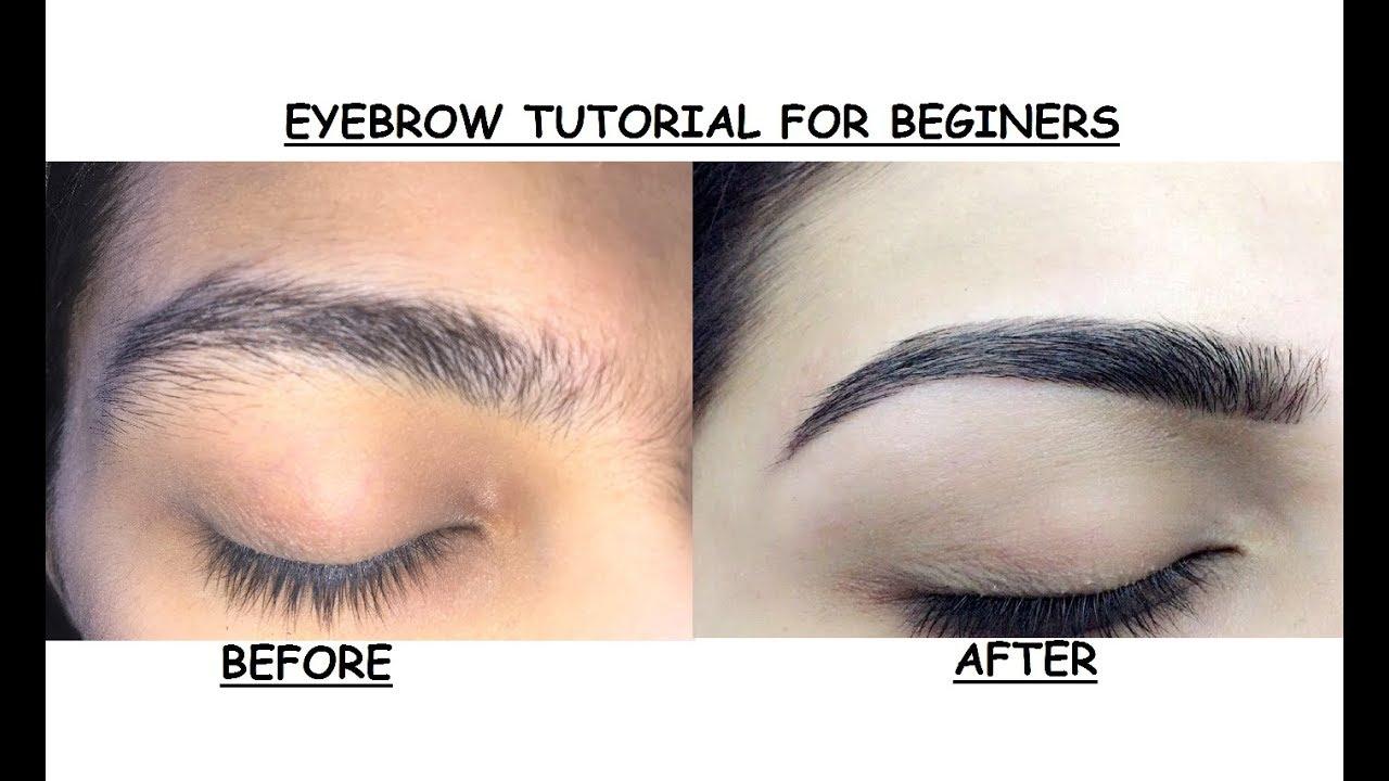 Perfect Eyebrow Threading Simple Easy Eyebrows Tutorial Useful