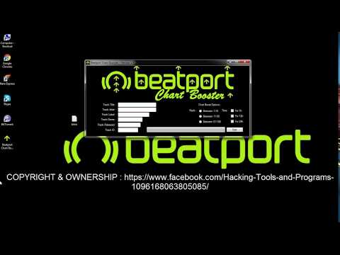 Beatport Chart Booster v3.4 (January 2019)