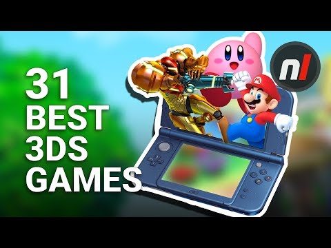 31 Best Nintendo 3DS Games Of All Time - 2018 Edition