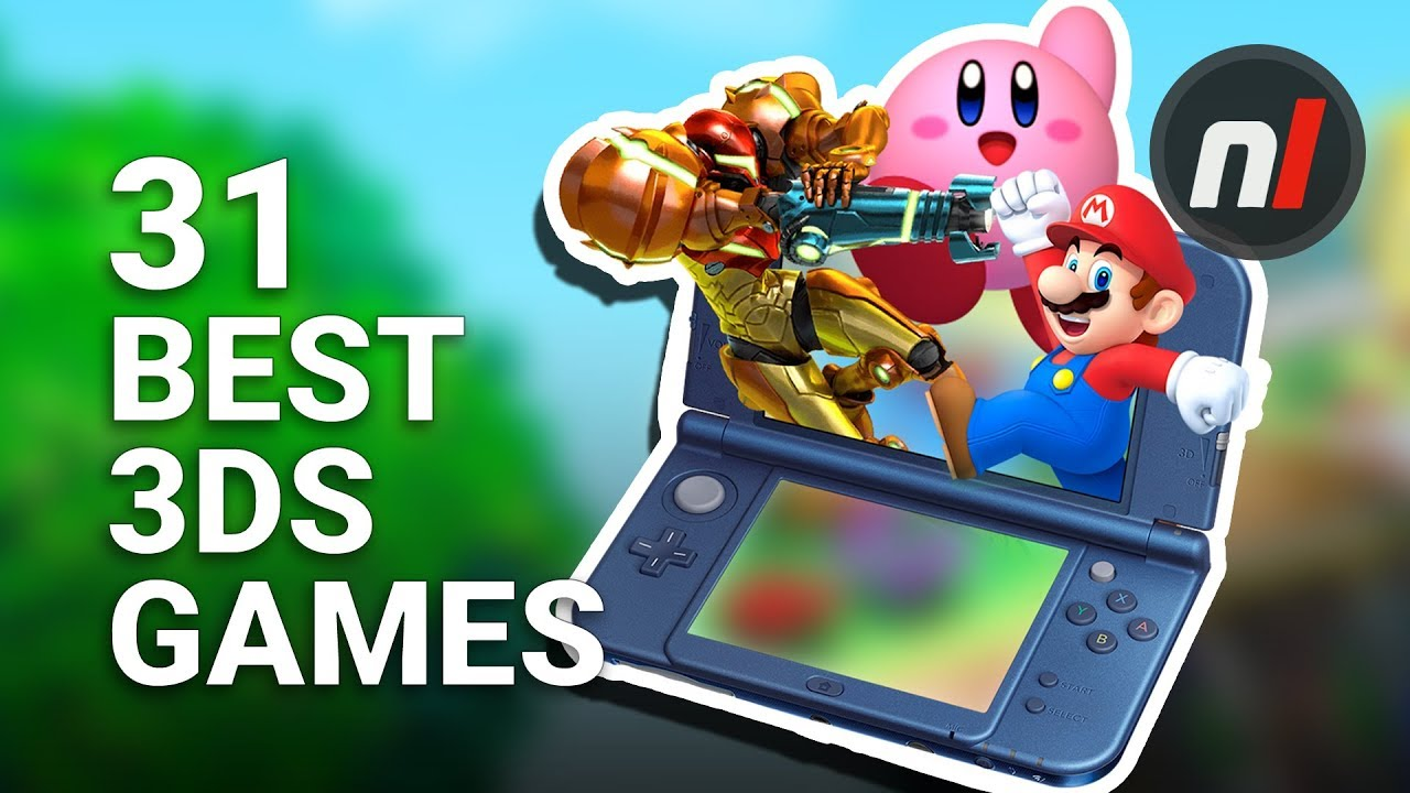 The 31 Best Nintendo 3DS Games of All Time - YouTube