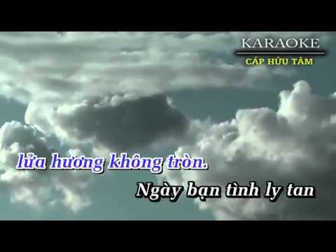 KARAOKE Trích Đoạn HUYỀN TRÂN BIỆT KHẮC CHUNG 360p