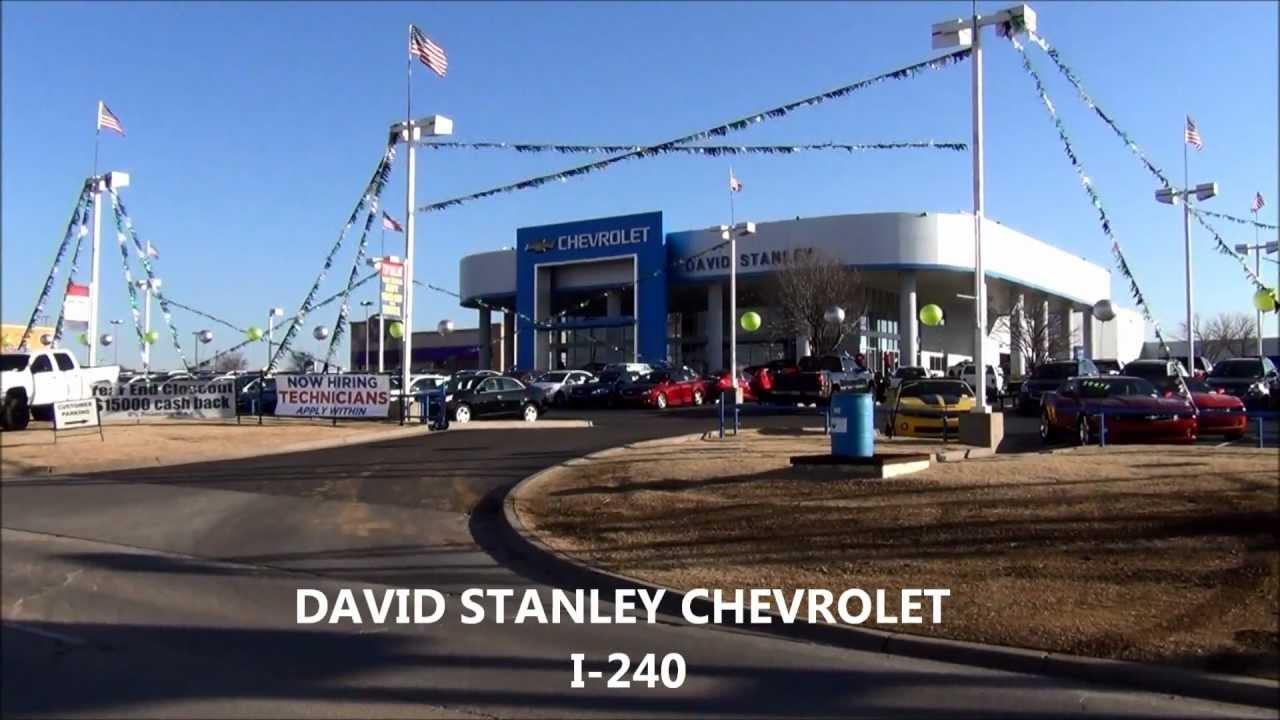 David Stanley Chevrolet Dealership Video