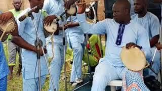 ALAYO MELODY SINGER @ IBEREKODO for Popoola Family