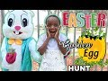 Golden Easter Egg Hunt For Money!! $REAL MONEY$