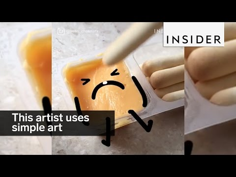 Thumbnail: This artist uses simple art