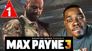 Max Payne 3 Gameplay Walkthrough Part 1- Something Rotten in the Air - Lets Play Max Payne 3