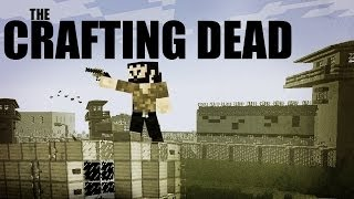 Minecraft:The Crafting Dead| The Walking Dead/DayZ Map| Episode 1