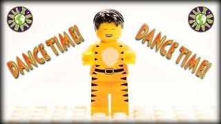 LEGO Pen Pineapple Apple Pen PPAP Stop Motion | ALEXSPLANET