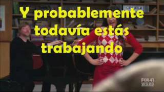 Gives you hell - Glee Cast (Traduccion en español)