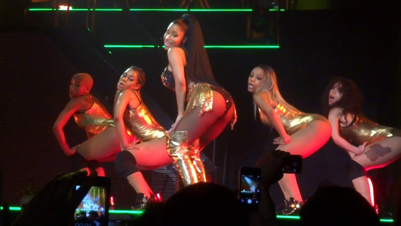 Nicki Minaj Konser