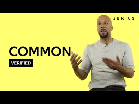 "Common ""Black America Again"" Official Lyrics & Meaning 