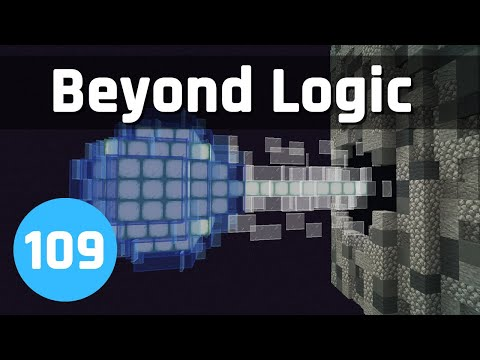 Cetacean Probe - Beyond Logic #109 | Minecraft 1.14