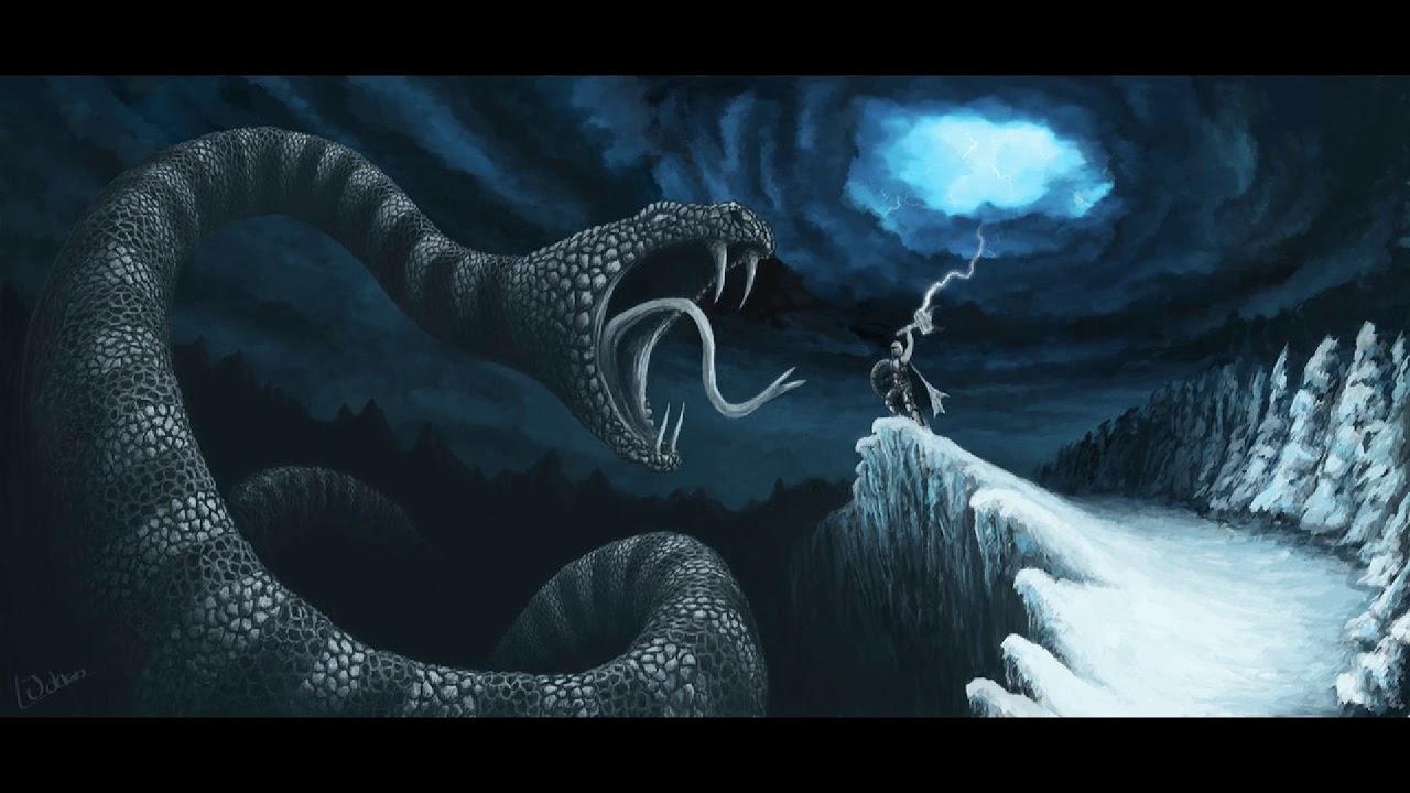 Götterdämmerung Ragnarök