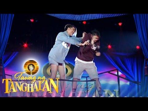 Drama sa Tanghalan: Panutsa pick-up line