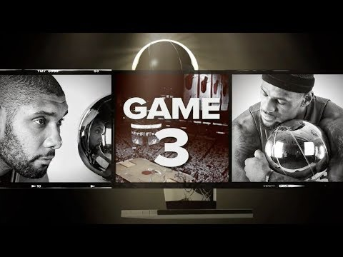 2014 NBA Finals: Game 3 Intro | SAS vs MIA | - YouTube