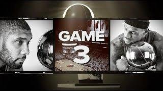 2014 NBA Finals: Game 3 Intro | SAS vs MIA |