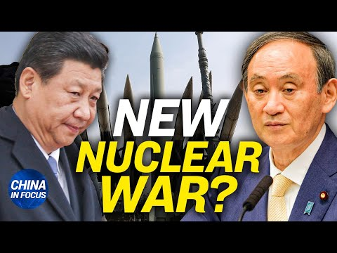 Chinese channel threatens Japan with nuclear war; China may be behind Cuba's internet censorship