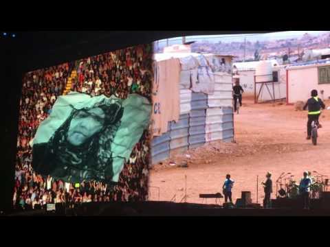 Miss Sarajevo - Miss Syria - U2 Barcelona The Joshua Tree Tour 2017