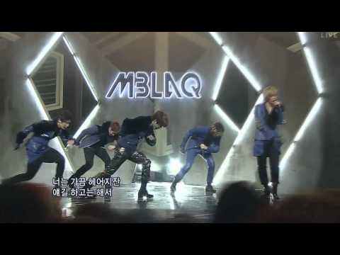 MBLAQ - Stay Live Complication